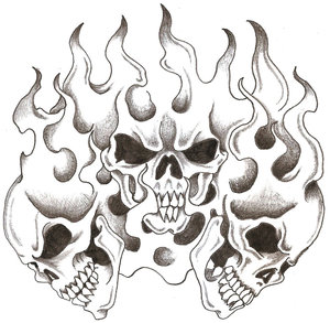 Skulls in tattoos meaning